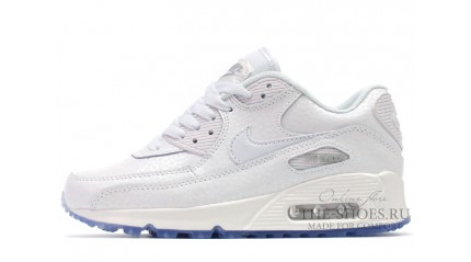 Air Max 90 КРОССОВКИ МУЖСКИЕ<br/> NIKE AIR MAX 90 LEATHER WHITE PEARL