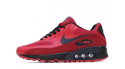 Air Max 90 КРОССОВКИ МУЖСКИЕ<br/> NIKE AIR MAX 90 HYP PRM RED BLACK