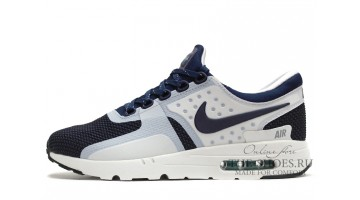 Кроссовки Мужские Nike Air Max Zero Rift Blue White