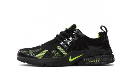 Air Presto КРОССОВКИ МУЖСКИЕ<br/> NIKE AIR PRESTO BLACK GREEN
