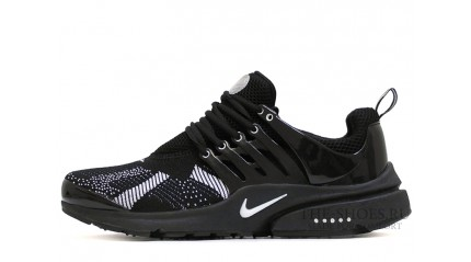 Air Presto КРОССОВКИ МУЖСКИЕ<br/> NIKE AIR PRESTO BLACK WHITE