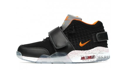 Air Trainer КРОССОВКИ МУЖСКИЕ<br/> NIKE AIR TRAINER CRUZ BLACK ORANGE