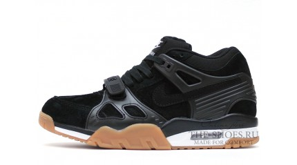 Air Trainer КРОССОВКИ МУЖСКИЕ<br/> NIKE AIR TRAINER 3 BLACK SUEDE GUM