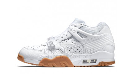 Air Trainer КРОССОВКИ МУЖСКИЕ<br/> NIKE AIR TRAINER 3 WHITE LEATHER GUM