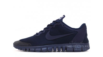 Free Run КРОССОВКИ МУЖСКИЕ<br/> NIKE FREE RUN 3.0 V2 DARK BLUE