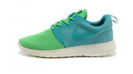 Roshe Run КРОССОВКИ МУЖСКИЕ<br/> NIKE ROSHE RUN HYP GREEN MINT WHITE