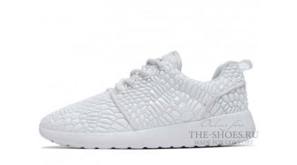 Roshe Run КРОССОВКИ МУЖСКИЕ<br/> NIKE ROSHE RUN DIAMOND WHITE