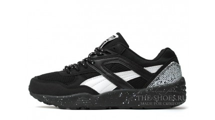 Trinomic КРОССОВКИ МУЖСКИЕ<br/> PUMA TRIMONIC R698 BLACK WHITE
