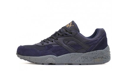 Trinomic КРОССОВКИ МУЖСКИЕ<br/> PUMA TRINOMIC R698 WINTERIZED BLUE GREY