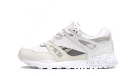 Reebok Ventilator Pure White Gray белые
