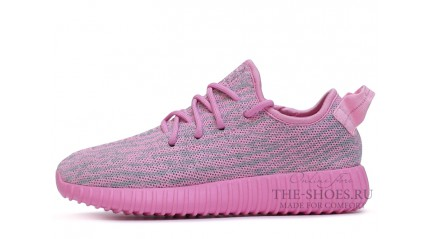Adidas Yeezy Boost 350 Pink Shade Grey