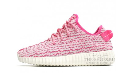Adidas Yeezy Boost 350 Pink White
