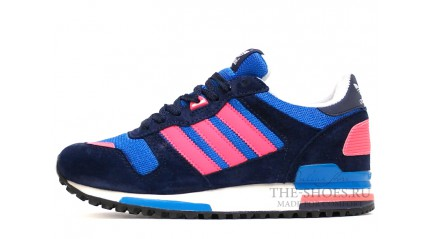 Adidas ZX 700 Pink Blue White