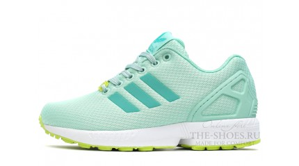 Adidas ZX Flux Light Mint White