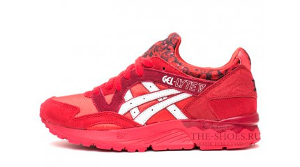 Gel Lyte 5 КРОССОВКИ ЖЕНСКИЕ<br/> ASICS GEL LYTE 5 VALENTINE DAY RED ROSE