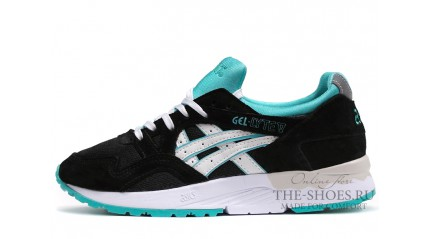 Asics Gel LYTE 5 Black White Mint