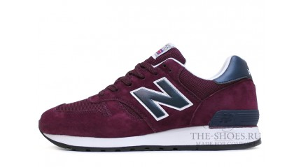 670 КРОССОВКИ МУЖСКИЕ<br/> NEW BALANCE 670 PRM PURPLE BLUE WHITE