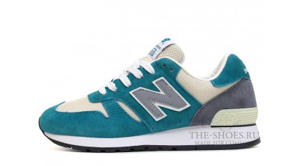 670 КРОССОВКИ ЖЕНСКИЕ<br/> NEW BALANCE 670 BLUE MINTOL CREAM GRAY