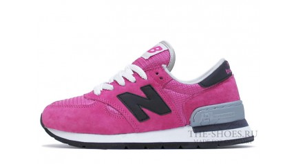 New Balance 990 Twin Gray Pink White