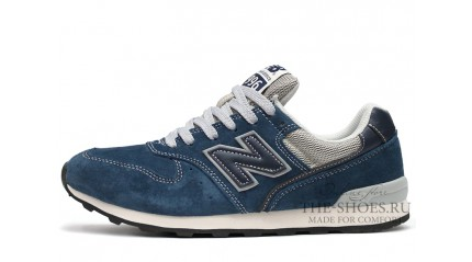 New Balance 996 Jeans Dual Blue Gray