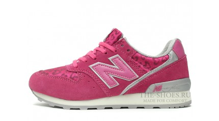 New Balance 996 Print Love Pink Gray