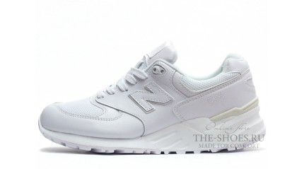 New Balance 999 Pure White