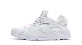 КУпить Nike Air Huarache Pure White Grid белые
