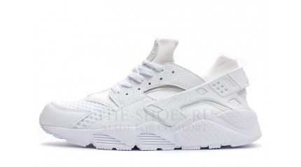 КУпить Nike Air Huarache Pure White Grid