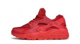 Nike Air Huarache University Red красные