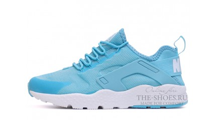 Nike Air Huarache Ultra Run Blue White
