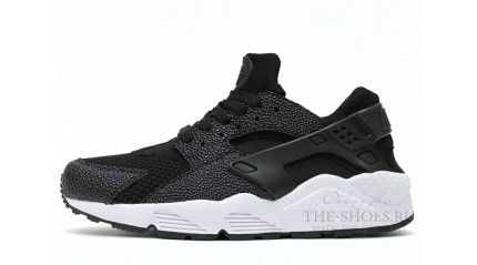 Nike Air Huarache Stingray White Black