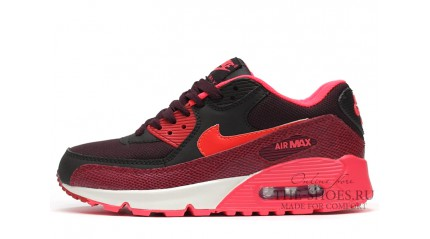 Air Max 90 КРОССОВКИ ЖЕНСКИЕ<br/> NIKE AIR MAX 90 ESSENTIAL RED SNAKE