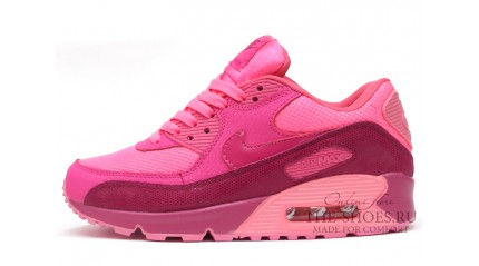 Air Max 90 КРОССОВКИ ЖЕНСКИЕ<br/> NIKE AIR MAX 90 ESSENTIAL HYPER PINK