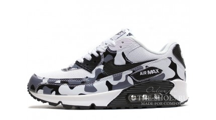 Air Max 90 КРОССОВКИ ЖЕНСКИЕ<br/> NIKE AIR MAX 90 ESSENTIAL BLACK CAMO