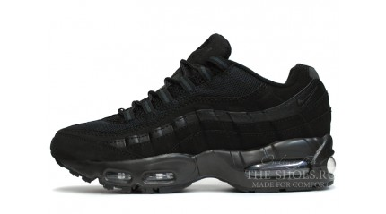 Nike Air Max 95 Anthracite Black