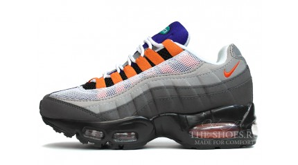 Nike Air Max 95 Gray Greedy