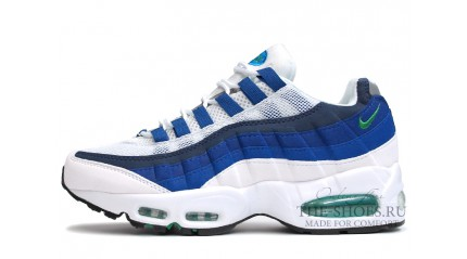 Nike Air Max 95 Slate White Blue