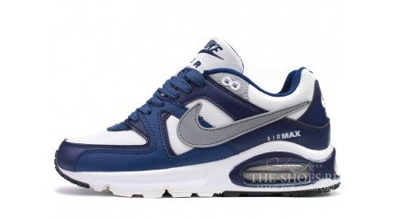 Nike Air Max Skyline White Blue Gray