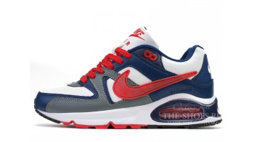Кроссовки Женские Nike Air Max Skyline Red White Blue
