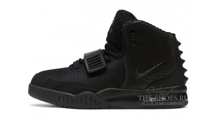 Nike Air Yeezy 2 Blackout