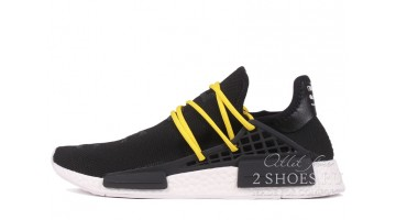 Кроссовки мужские ADIDAS NMD Human Race Black Yellow