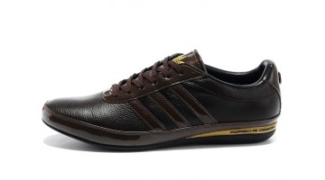 Кроссовки Мужские Adidas Porsche Design S3 ltr gloss brown