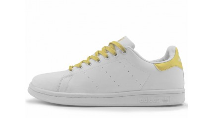 Stan Smith КРОССОВКИ ЖЕНСКИЕ<br/> ADIDAS STAN SMITH WHITE PLATINUM LEATHER
