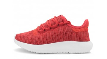 Кроссовки мужские Adidas Tubular Shadow Knit Scarlet Red
