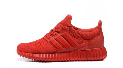 Adidas Ultra Yeezy Boost Red Hot