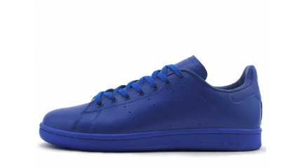 Stan Smith КРОССОВКИ ЖЕНСКИЕ<br/> ADIDAS STAN SMITH BLUE CLASSIC LEATHER