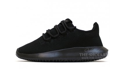 Tubular КРОССОВКИ ЖЕНСКИЕ<br/> ADIDAS TUBULAR SHADOW KNIT BLACK CORE