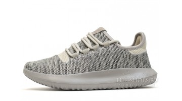 Кроссовки женские Adidas Tubular Shadow Knit Clear Gray