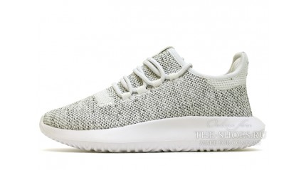 Adidas Tubular Shadow Knit White Core