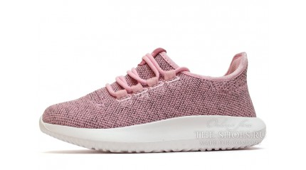 Adidas Tubular Shadow Knit Pink Coral Haze